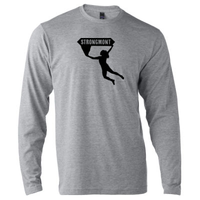 Longmont Climbing Collective - Unisex Poly-Rich Long Sleeve Tee Thumbnail
