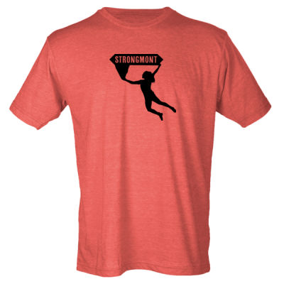 Longmont Climbing Collective - Youth Poly-Rich Tee Thumbnail