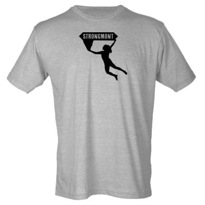Longmont Climbing Collective - Unisex Poly-Rich Tee Thumbnail