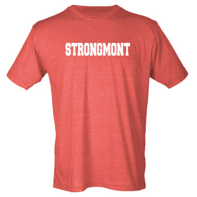 STRONGMONT - Youth Poly-Rich Tee (H4G) Thumbnail
