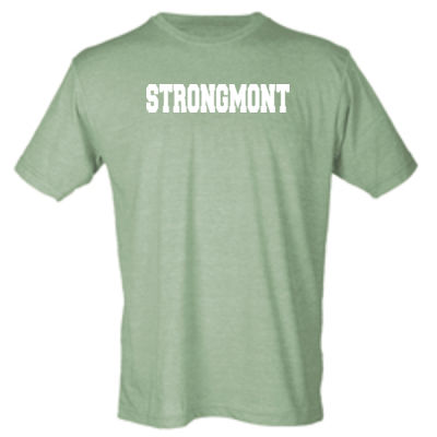 STRONGMONT - Unisex Poly-Rich Tee (H4G) Thumbnail