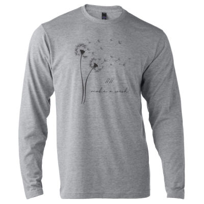 Eleven Eleven Salon - Unisex Poly-Rich Long Sleeve Tee Thumbnail